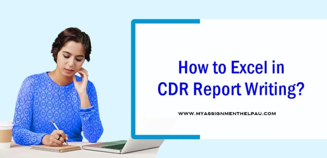 CDR Report Writing